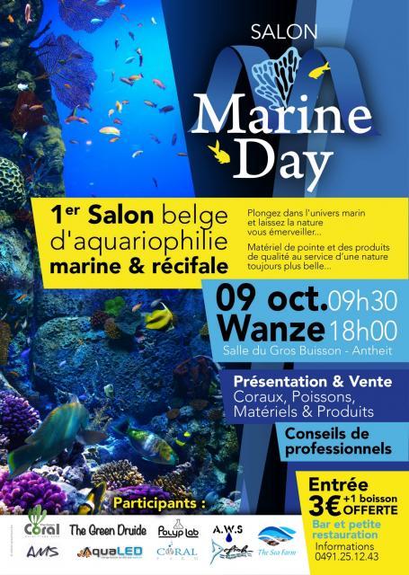 Marine day salon affiches a3 fr 2